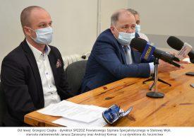 Grzegorz Czajka dyrektorem Szpitala Powiatowego w Stalowej Woli