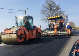 Kolejne inwestycje drogowe Powiatu Stalowowolskiego