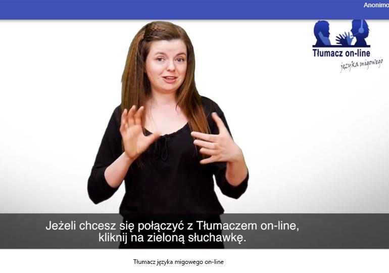 Portal www.stalowowolski.pl przyjazny osobom niepełnosprawnym