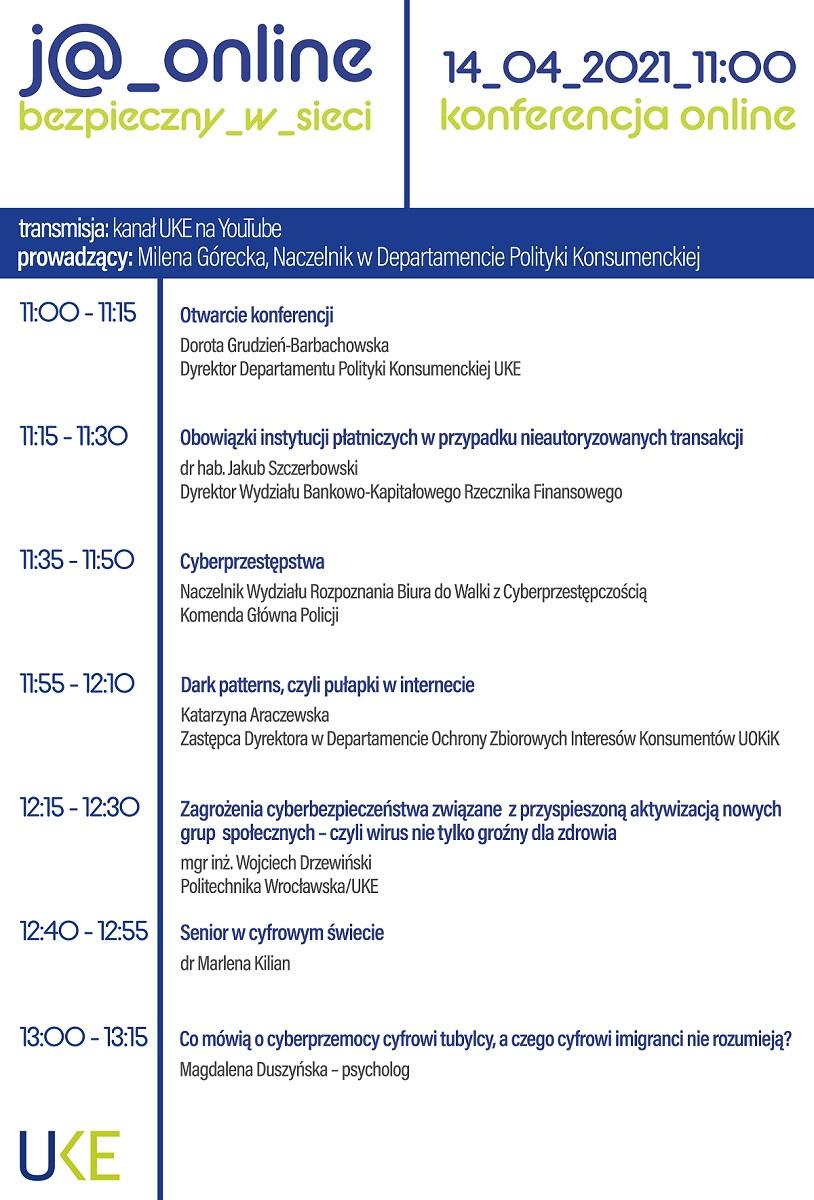 UKE - plakat - konferencja