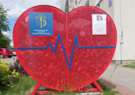 Do serca trafiają kolejne kilogramy nakrętek