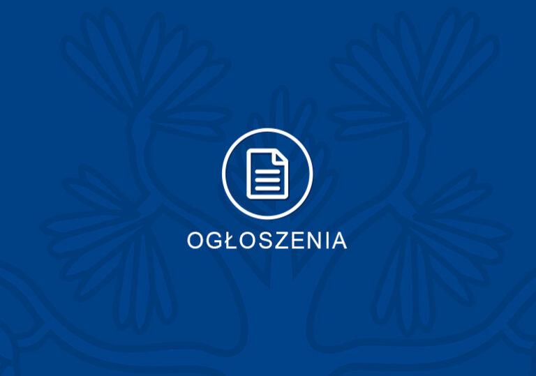 Ogłoszenie o wszczęciu procedury konsultacji Rocznego Programu Współpracy Powiatu Stalowowolskiego z Organizacjami Pozarządowymi na 2022 rok
