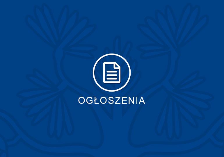 Ogłoszenie konkursu na stanowisko dyrektora Medycznej Szkoły Policealnej im. Hanny Chrzanowskiej w Stalowej Woli