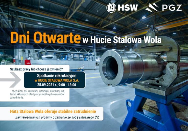 Dni otwarte w HSW S. A.